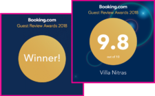 booking.com winner traveller review awards bali canggu